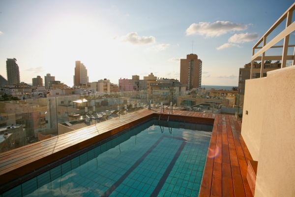 Tel Aviv Apartments - Penthouse with private swimmingpool, Tel Aviv - Image 19929